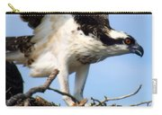 The True Fisherman Carry-all Pouch by Karen Wiles