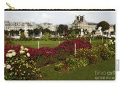 The Tuilleries Garden In Paris Carry-all Pouch