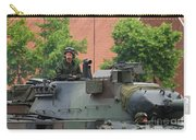 The Turret Of The Leopard 1a5 Main Carry-all Pouch
