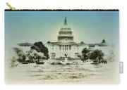 The United States Capital Building Carry-all Pouch