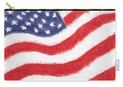 The United States Flag Carry-all Pouch