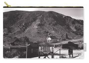 The Upper Village Of Calico Ghost Town Carry-all Pouch
