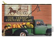 The Vermont Country Store Carry-all Pouch