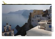 The View At Fira Carry-all Pouch
