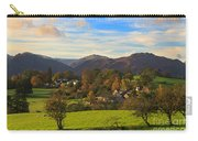 The Village Of Watermillock In Cumbria Uk Carry-all Pouch