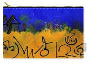 The Village People Head Home Carry-all Pouch