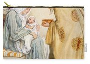 The Visit Of The Wise Men Carry-all Pouch
