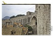 The Wall In Dubrovnik Carry-all Pouch