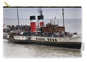The Waverley Paddle Steamer Carry-all Pouch