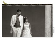 The Wedding Couple Carry-all Pouch