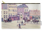 The Weigh House - Cumberland Market Carry-all Pouch by Robert Polhill Bevan