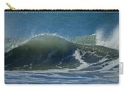 The Windblown Wave Carry-all Pouch