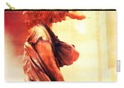The Winged Victory  Carry-all Pouch by Marianna Mills