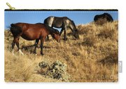 The Women Of Theodore Roosevelt Carry-all Pouch