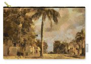 The Wonder Of Fort Pierce Carry-all Pouch by Trish Tritz