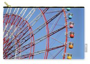 The Wonder Wheel At Odaiba Carry-all Pouch