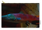 The Wooden Rainbow Trout Carry-all Pouch