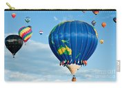 The World Aloft Carry-all Pouch