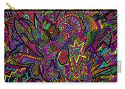 The World Around Us Carry-all Pouch