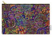 The World Largest Migraine Artwork Carry-all Pouch