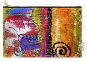 The Woven Stitch Cross Dance Carry-all Pouch