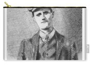 The Young James Joyce Carry-all Pouch