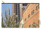 Theater District And City Flowers Carry-all Pouch