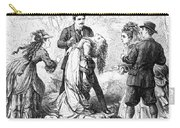 Theater: False Shame, 1872 Carry-all Pouch