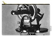 Theodolite, 1919 Carry-all Pouch