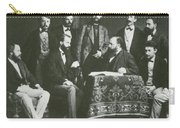 Theodor Billroth And Assistants Carry-all Pouch