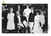 Theodore Roosevelt Family Carry-all Pouch