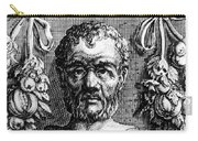 Theophrastus, Ancient Greek Polymath Carry-all Pouch