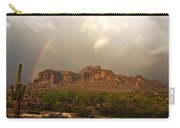 There's Gold At The End Of The Rainbow Carry-all Pouch