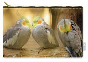 They Love Each Other But Nobody Loves Me Carry-all Pouch