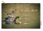 Thin Ice Wet Duck Carry-all Pouch