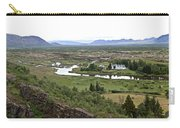 Thingvellir Valley Carry-all Pouch