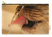 Thirsty Cat Carry-all Pouch