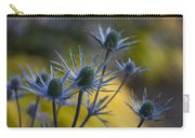 Thistles Abstract Carry-all Pouch