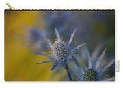 Thistles Motion Carry-all Pouch