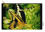 Thoas Swallowtail #1 Carry-all Pouch