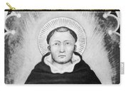 Thomas Aquinas, Italian Philosopher Carry-all Pouch by Science Source