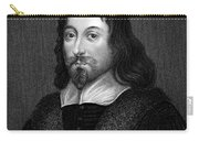 Thomas Browne (1605-1682) Carry-all Pouch