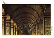 Thomas Burgh Library, Trinity College Carry-all Pouch