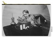 Thomas Edison, American Inventor Carry-all Pouch