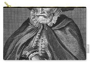 Thomas Hobson (1544-1631) Carry-all Pouch