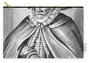 Thomas Hobson (c1544-1631) Carry-all Pouch