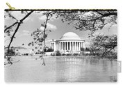Thomas Jefferson Memorial Carry-all Pouch