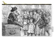 Thomas Nast: Christmas Carry-all Pouch