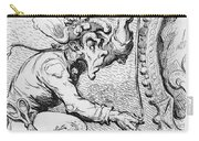 Thomas Paine Caricature Carry-all Pouch