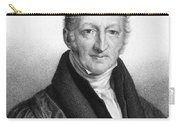 Thomas Robert Malthus Carry-all Pouch